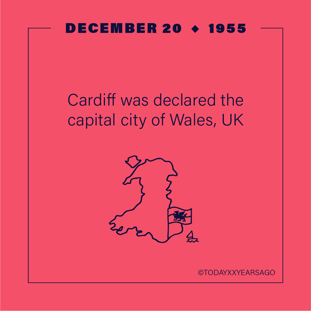 Cardiff Declared Capital City of Wales