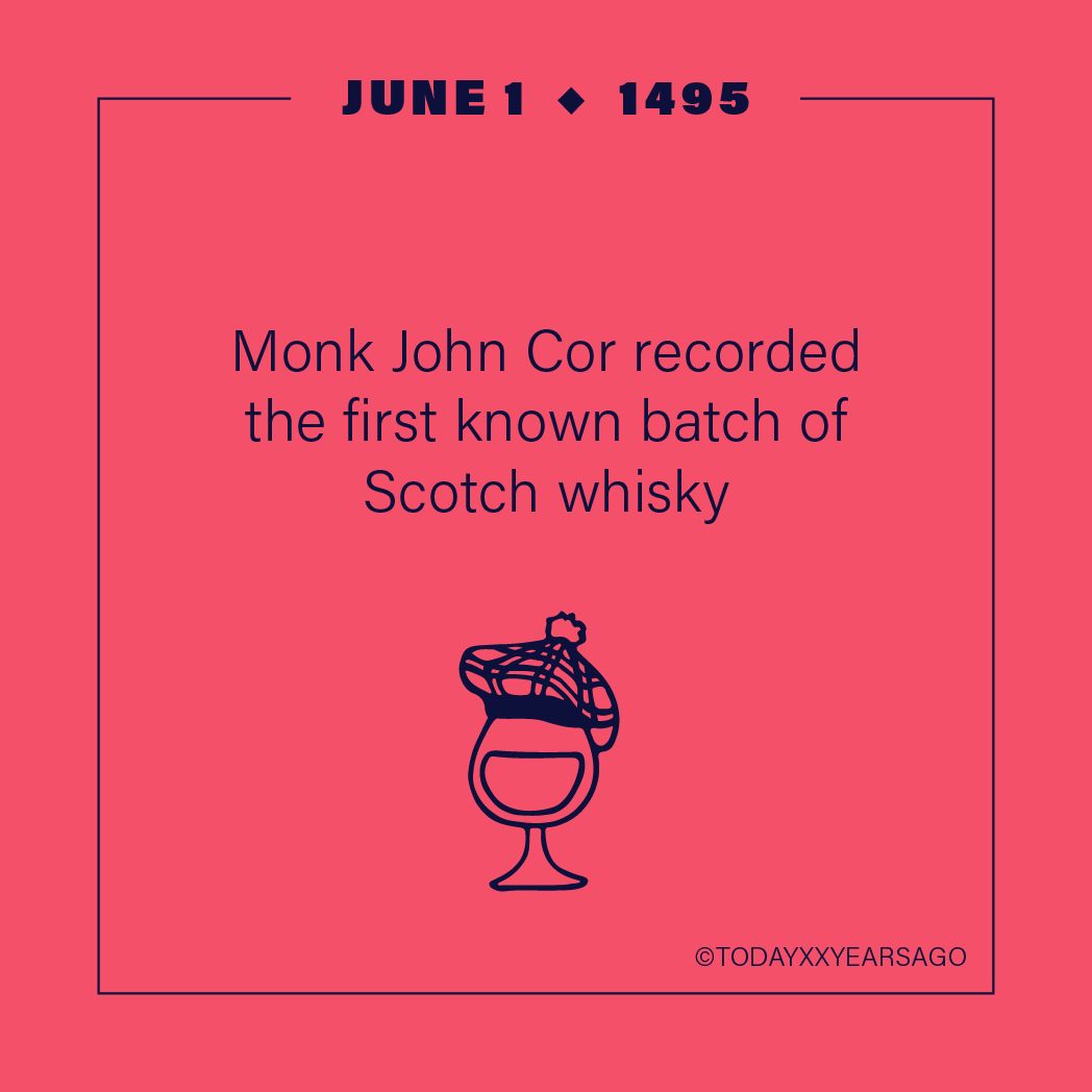 Monk John Cor First Scotch Whisky