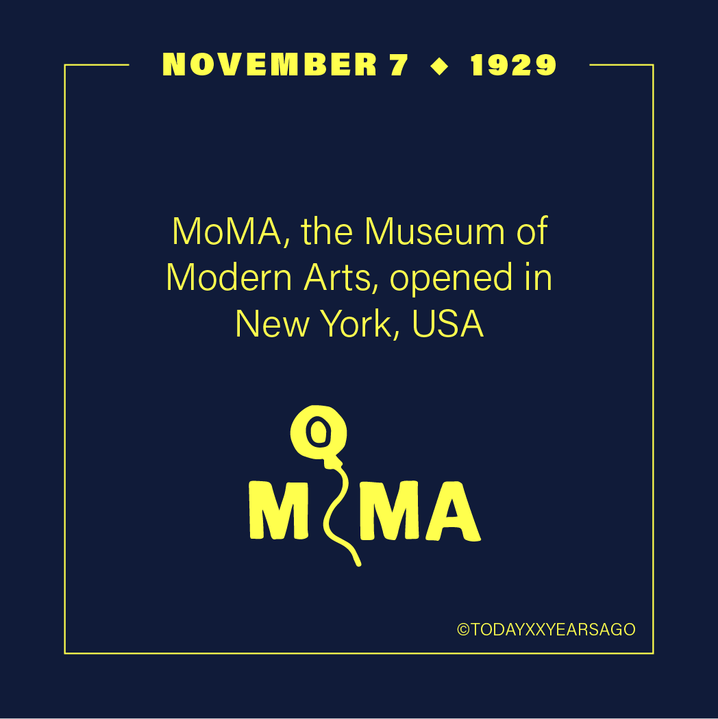 MoMA Museum of Modern Arts NYC