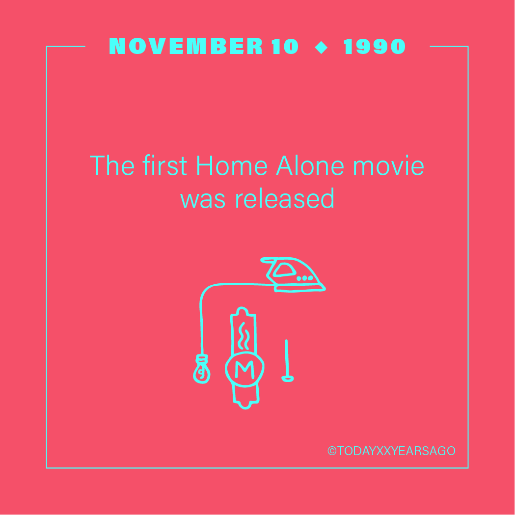 First Home Alone Movie Release