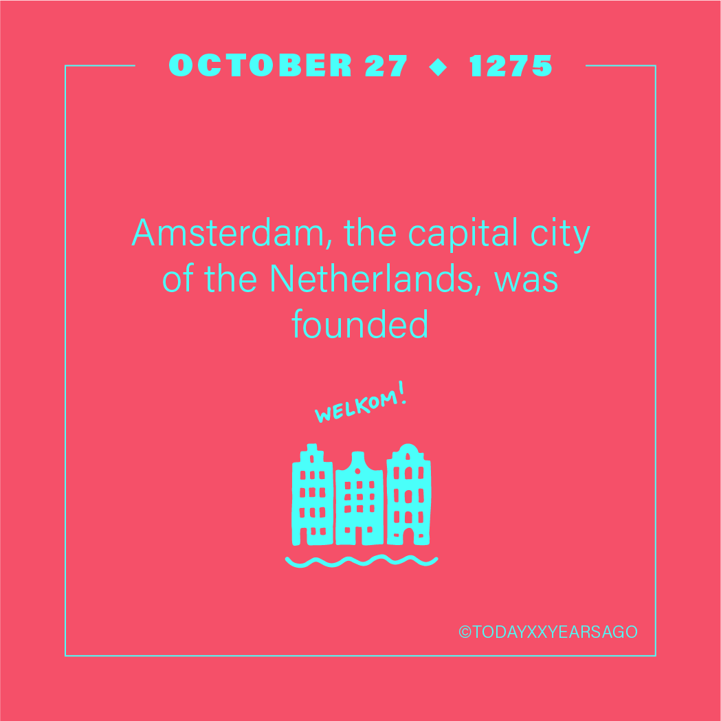 Amsterdam Capital Netherlands Founded